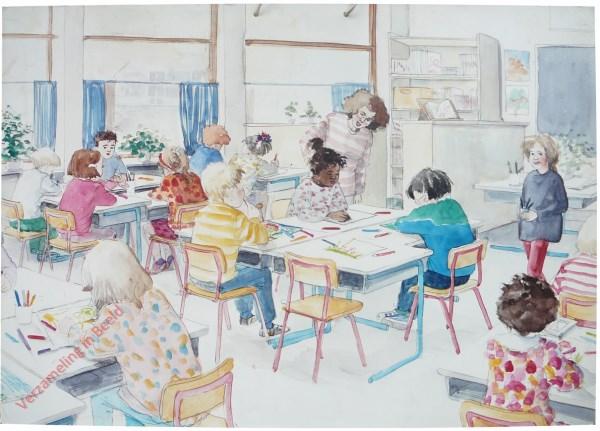 4 - [In de klas]
